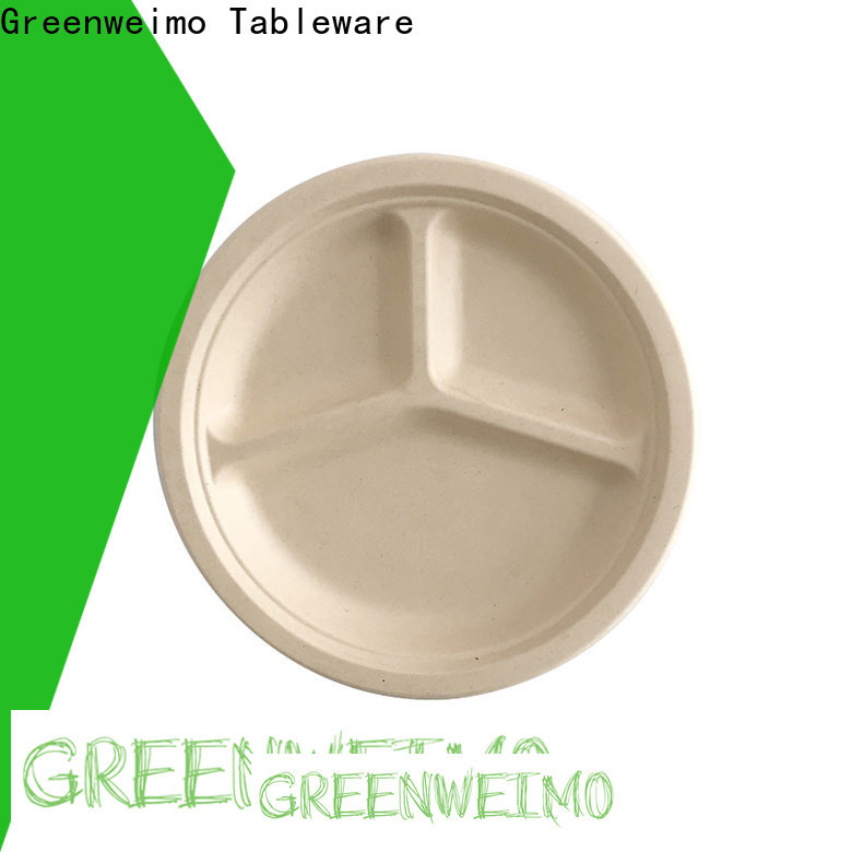 Greenweimo three biodegradable soup bowls company for wet food