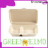 Custom biodegradable takeaway boxes boxes factory for package