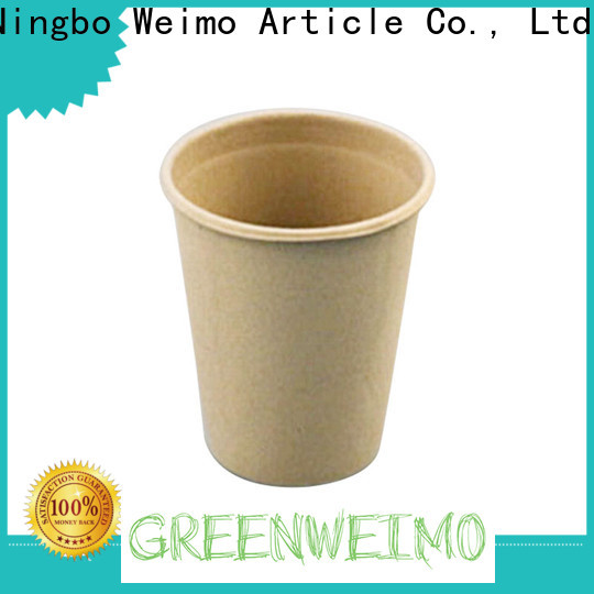 Greenweimo Best biodegradable drinking cups Supply for water
