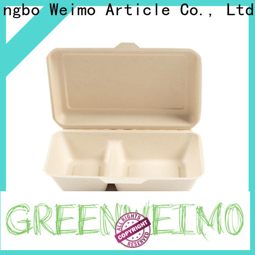 Top sustainable containers boxes for business for food