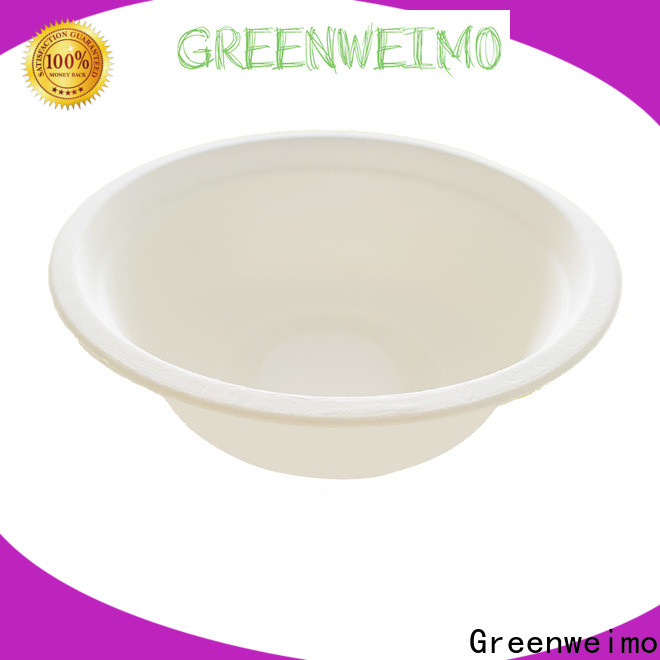 Greenweimo Wholesale biodegradable flatware factory for food