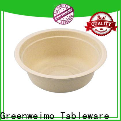 Greenweimo tableware eco friendly tableware Supply for cake