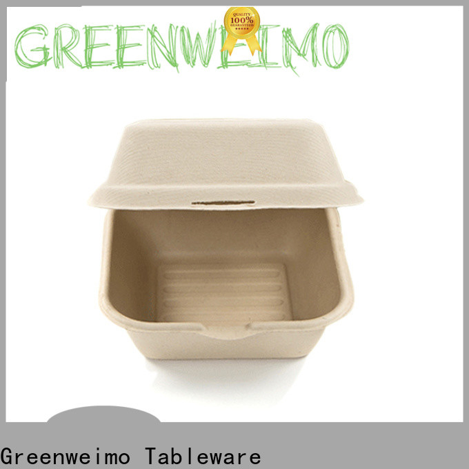 Greenweimo High-quality round clamshell packaging manufacturers for delivering