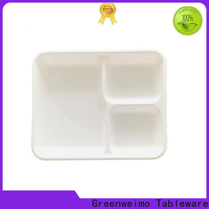 Latest biodegradable tray food manufacturers for party