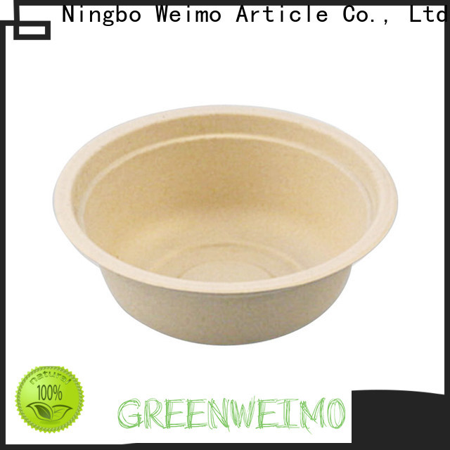 Greenweimo High-quality sustainable dinnerware for business for meal
