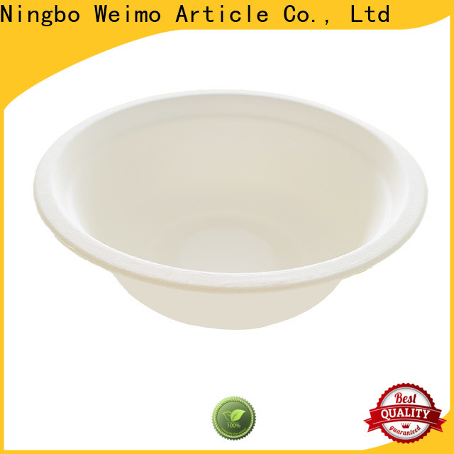 Greenweimo High-quality eco friendly dinnerware factory for meal