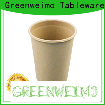 Greenweimo lid recyclable drinking cups manufacturers for party