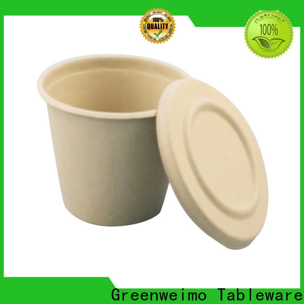Greenweimo Top biodegradable paper cups for business for drinking