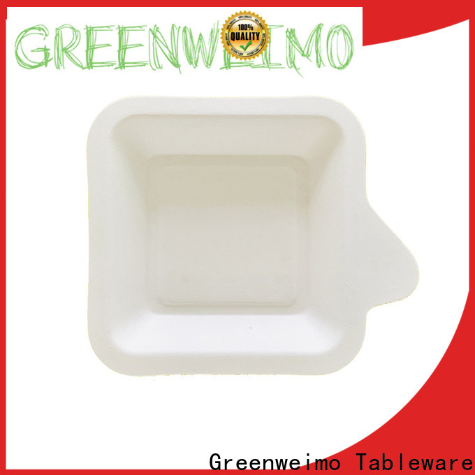 Greenweimo Custom meal tray company for hot food