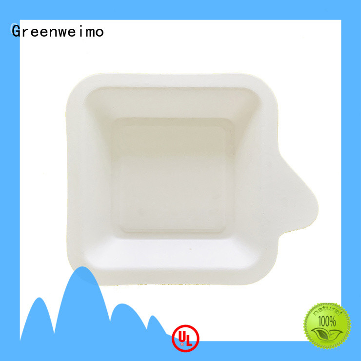 online bagasse tray on sale for hot food Greenweimo