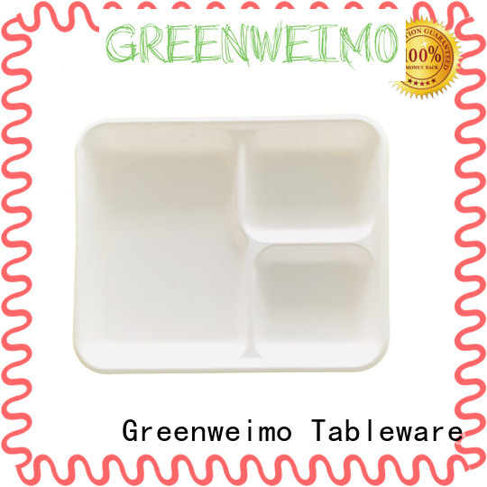 Greenweimo Latest biodegradable meat packaging trays for business for wet food