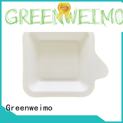 Greenweimo Wholesale compostable packaging Supply for oily food
