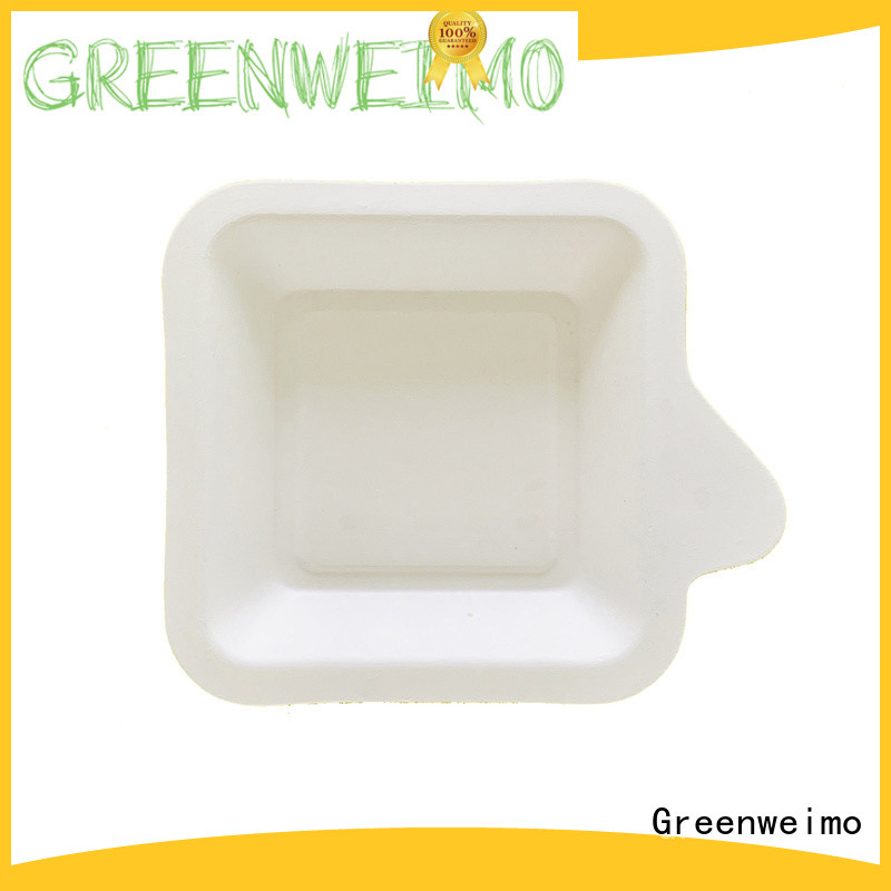 Greenweimo High-quality biodegradable paper products company for hot food