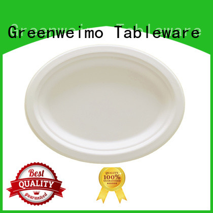 Greenweimo Top recycled dinnerware for business for hot food