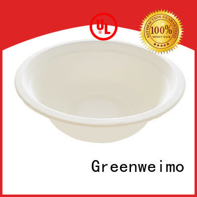Greenweimo bowl sugarcane bowls on sale for food