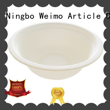Top environmentally friendly dinnerware bowl company for food