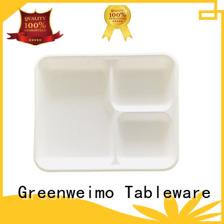 safe bagasse traysstraw on sale for hot food