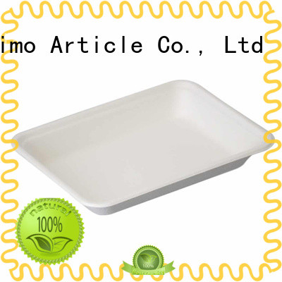 Greenweimo online biodegradable tray available for party