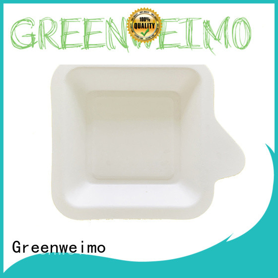 High-quality sugarcane tray cake factory for oily food