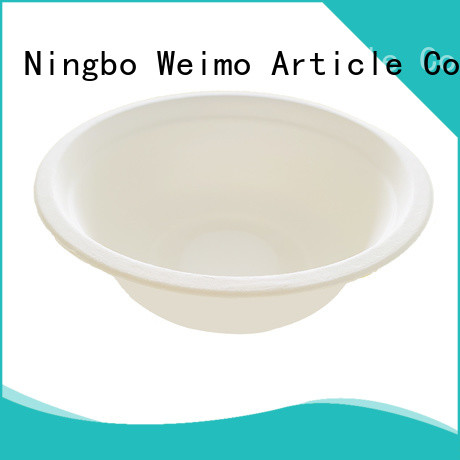 compostable bowls plant for meal Greenweimo