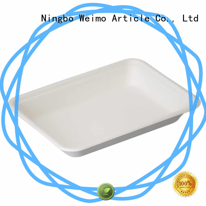 Best meal tray wheat company for oily food