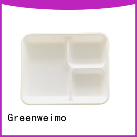 Greenweimo biodegradable biodegradable food containers manufacturer Suppliers for party