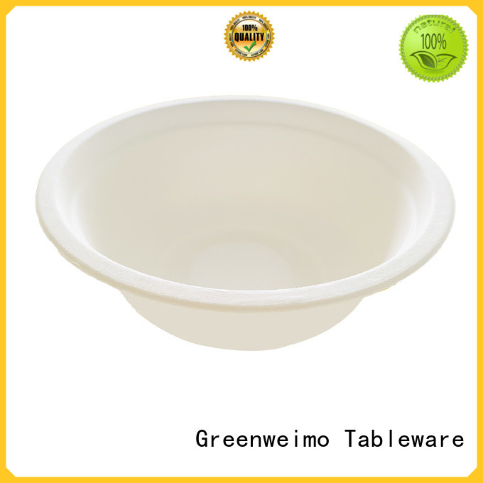 Greenweimo compostable compostable bowls meet different markets for cake