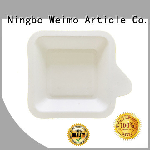 online biodegradable tray meet different market for wet food