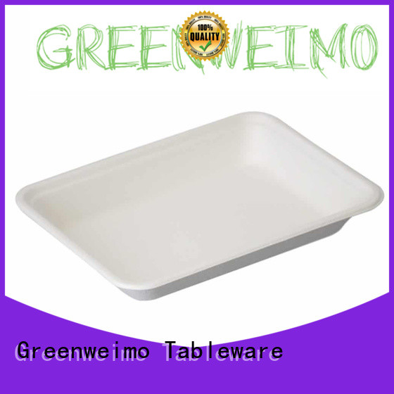 safe biodegradable tray meet different market for wet food