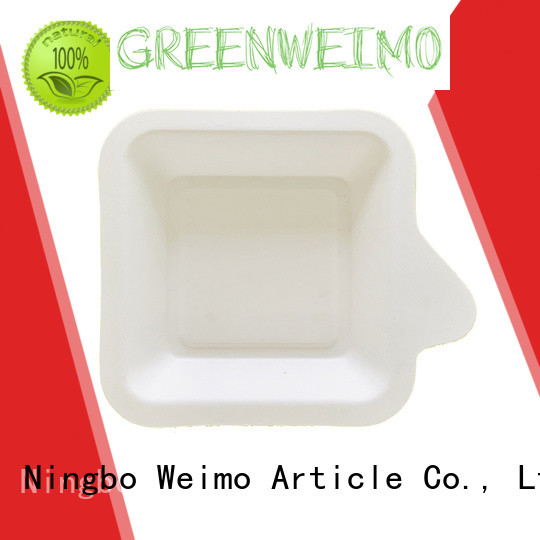 online compostable trays available for hot food