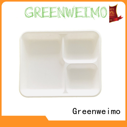 Greenweimo Top green tray company for oily food
