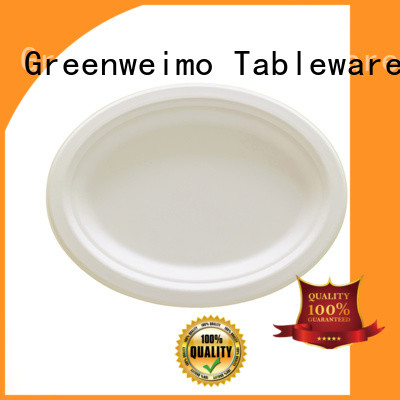Greenweimo Top environmentally friendly dinnerware for business for oily food