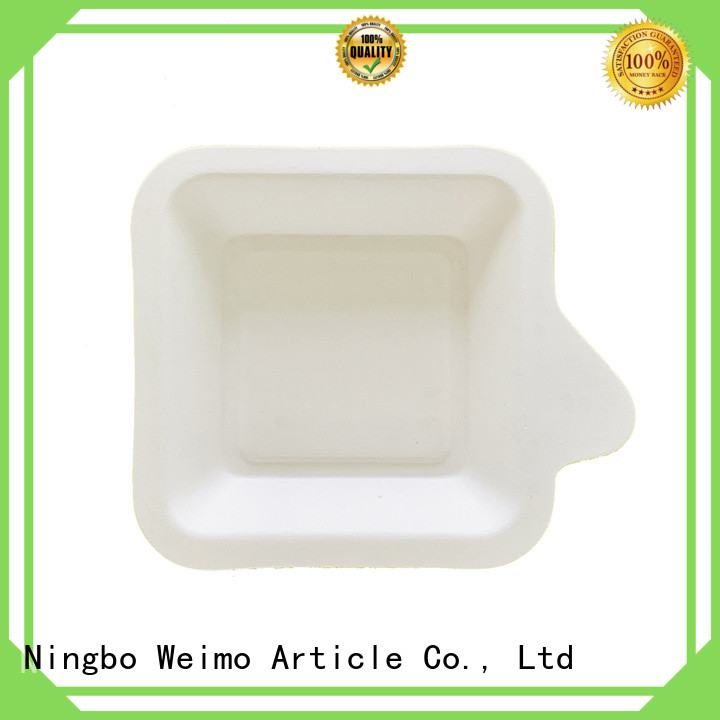 safe compostable trays meet different market for party