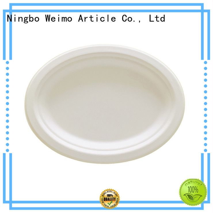 Wholesale wholesale paper plates ellipse company for oily food