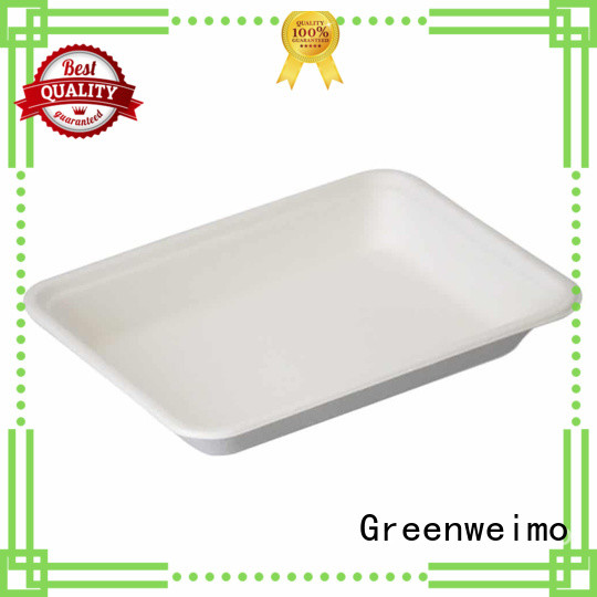 Greenweimo bagasse trays meet different market for wet food