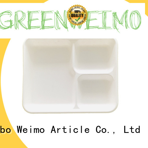 tray biodegradable lunch trays online for party Greenweimo