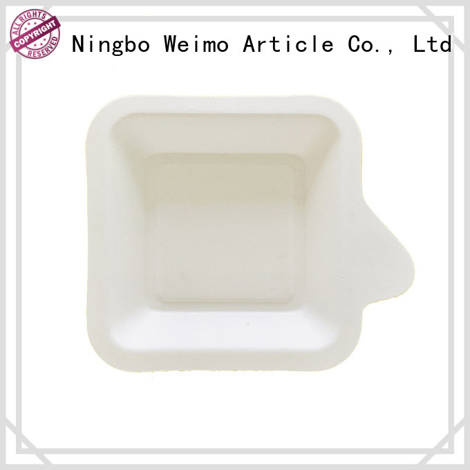 Greenweimo contanier eco food packaging factory for party