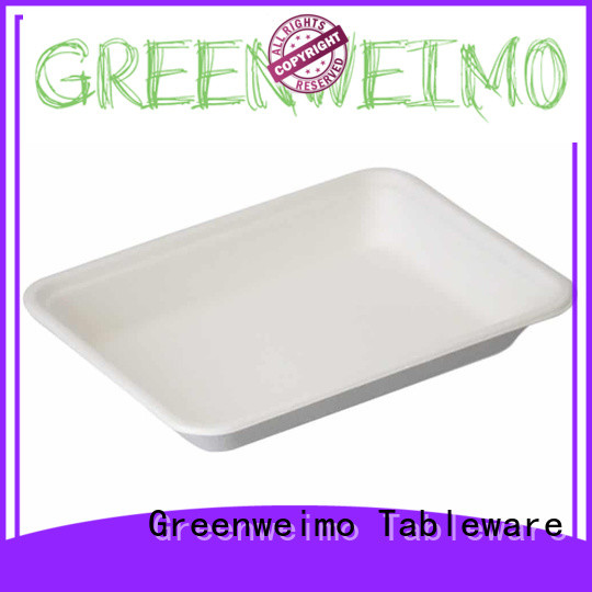 Greenweimo inch lunch tray factory for hot food