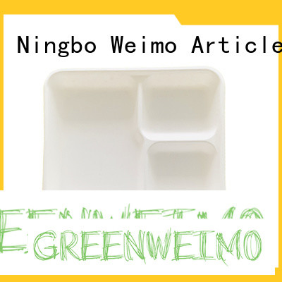Greenweimo Custom green packaging Suppliers for oily food