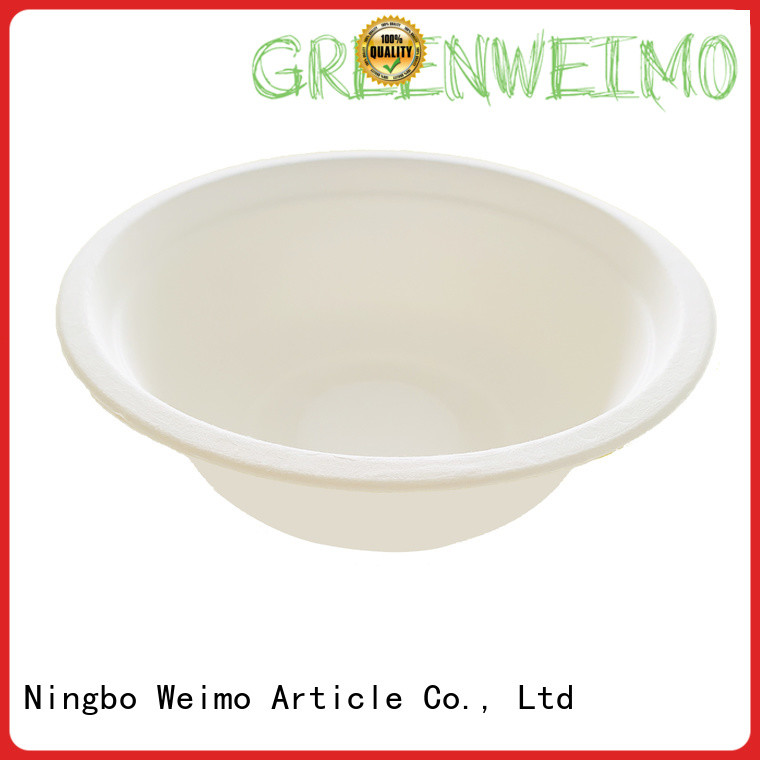 Greenweimo Wholesale biodegradable food packaging materials manufacturers for meal