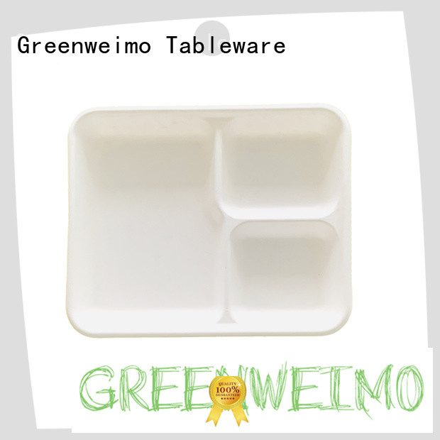 safe compostable trays meet different market for hot food